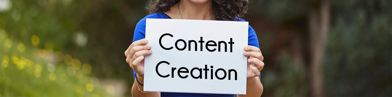 Online content creation