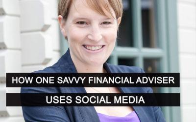 How One Savvy Financial Adviser Uses Social Media