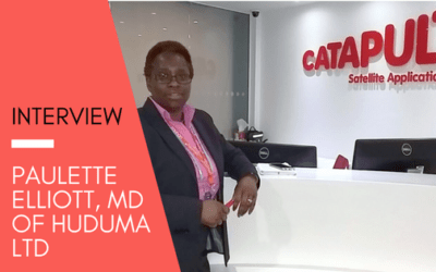Get inspired: Sanzen Digital talks to Paulette Elliott, Managing Director at Huduma Ltd