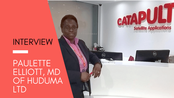 Get inspired: Sanzen Digital talks to Paulette Elliott, Managing Director at Huduma Ltd