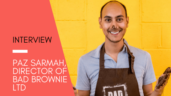 Get Inspired: Sanzen Digital talks to Paz Sarmah – Director of Bad Brownie
