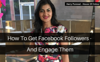 How to get Facebook followers and engage them