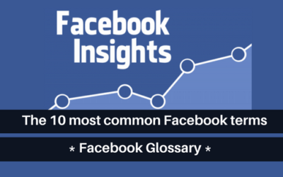 The 10 most common Facebook terms you need to know to understand your Business page